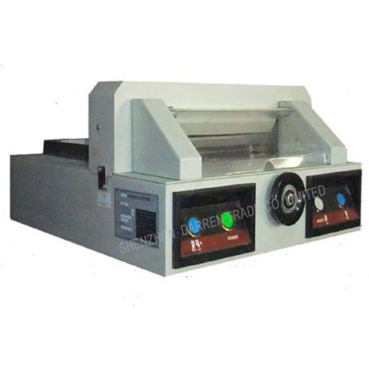 430.10$  Watch now - http://alilkc.worldwells.pw/go.php?t=32689296945 - 1pcs DC-330 electric paper cutting machine,330mm desktop electric paper cutter machine,book cutting machine,paper trimmer 430.10$