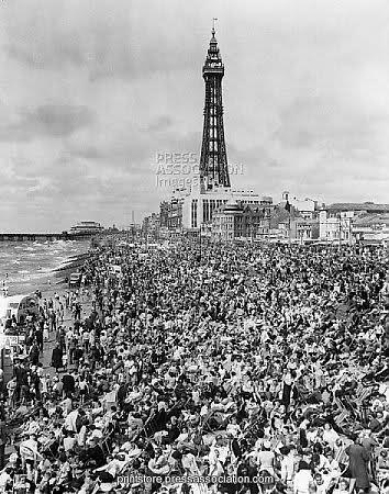 Blackpool 1950