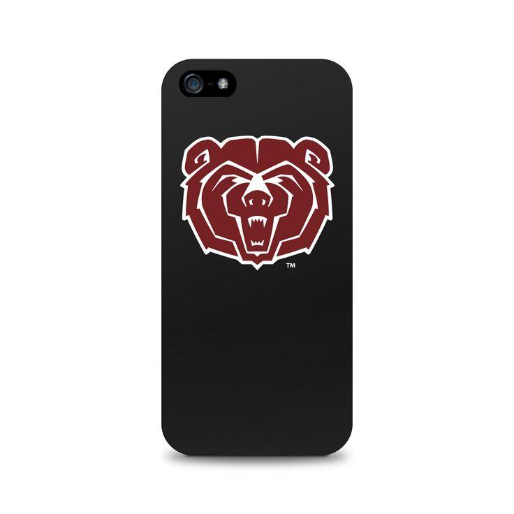 Missouri State University Black Phone Case, Classic - iPhone 5/5S