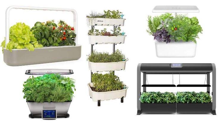 13 Best Automatic Indoor Gardens For Busy Gardeners 2019 400 x 300