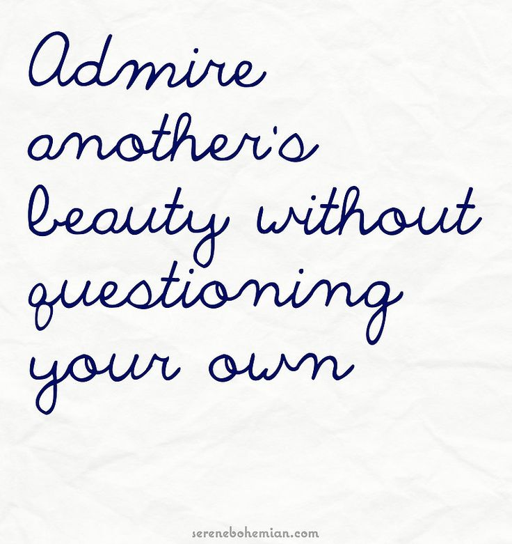 9 Notes on Beauty :: Serene Bohemian