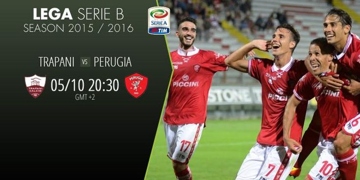 TRAPANI vs PERUGIA!!! Watch all the action live only on Lega Series B. For more information visit www.betboro.com