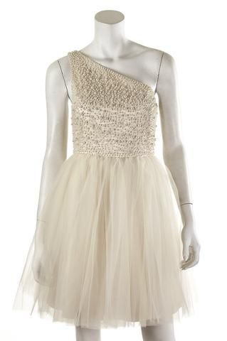 Pre-owned Alice + Olivia tulle dress | OWN THE COUTURE | Canada's luxury designer consignment online boutique
