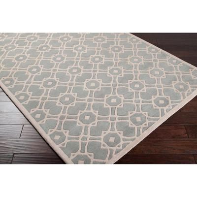 Artistic Weavers - Taintrux Seafoam New Zealand Wool  - 5 Ft. x 8 Ft. Area Rug - Taintrux-58 - Home Depot Canada