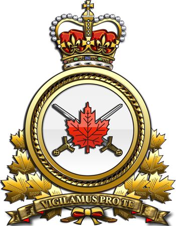 Canadian Forces Land Force Command (LFC) [Historical Badge]