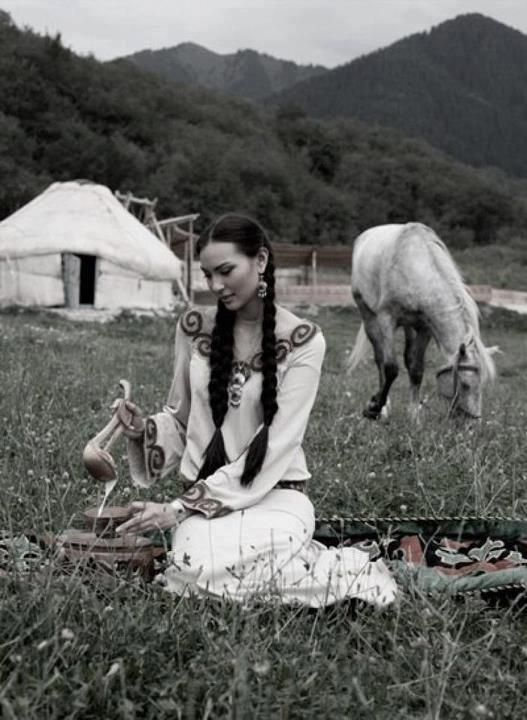 Honoring the Nogai-Tatars(a nomadic Turkic tribe located in the Caucasus region, Southwest Russia)