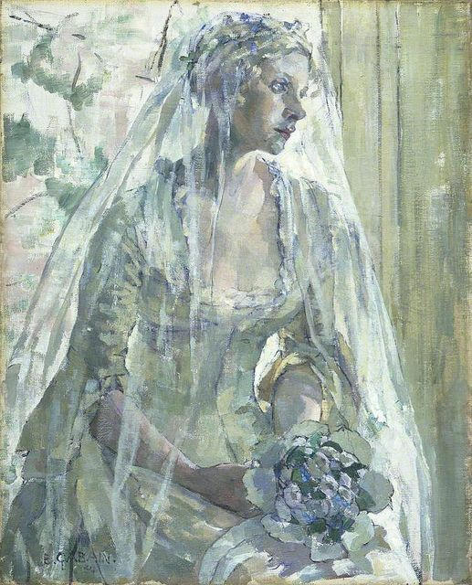 Ethel Leontine Gabain  The little bride, 1934