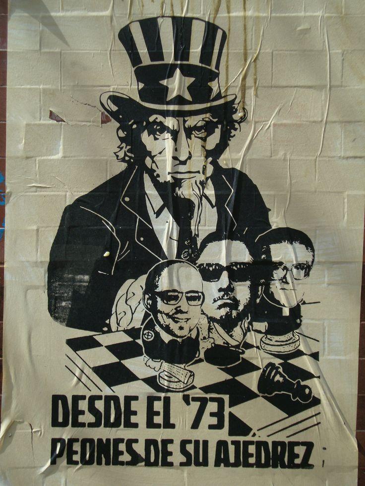 Desde el 73 peones de su ajedrez. Santiago de Chile, Romería al Cementerio General, 8 de sept. de 2013. A 40 años del golpe.