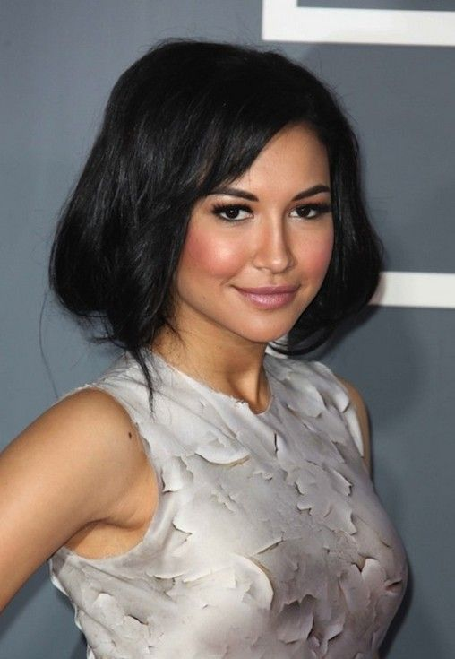 Easy Daily Short Haircut for Women – The Faux Bob from Naya Rivera | Hairstyles