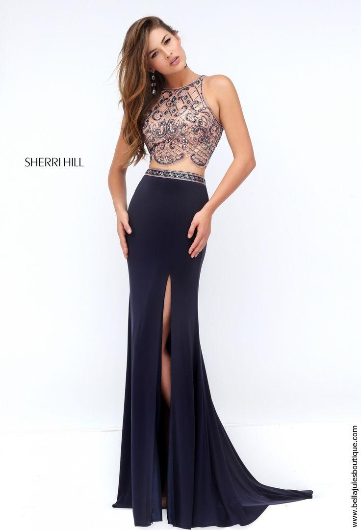 Sherri Hill prom dress style 50157
