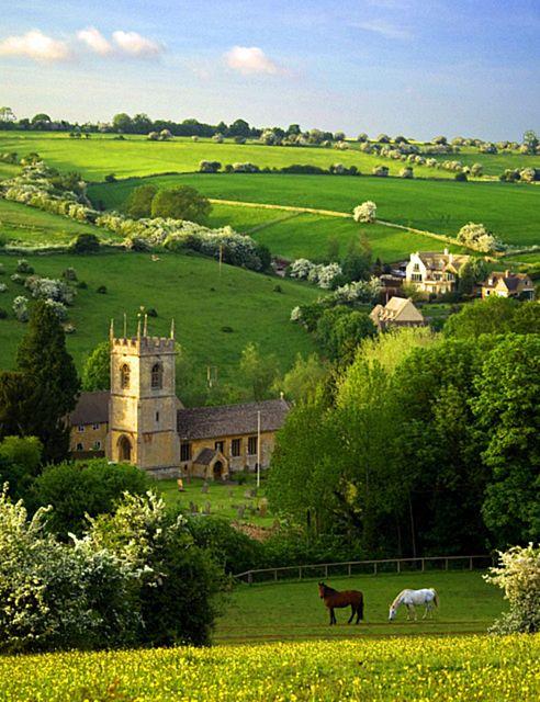 Naunton Gloucestershire