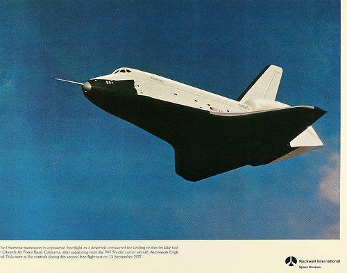 the space shuttle program began when the flue on april 12 1981 - photo #27