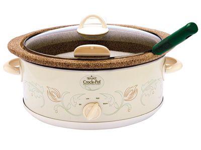 rival crock pot buffet slow cooker and server