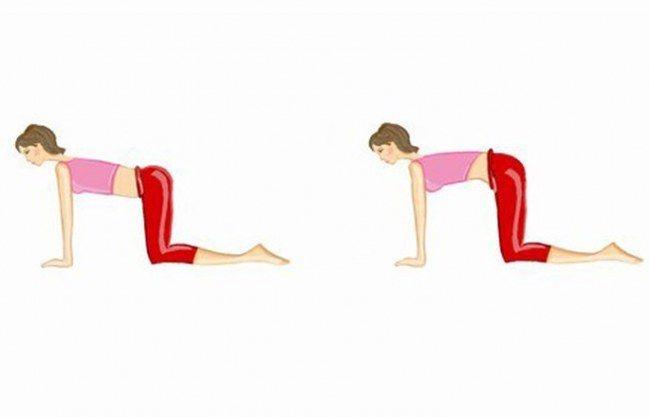 Ein flacher Bauch bedeutet harte Arbeit. Aber mit diesen Übungen kriegt ihr das hin!