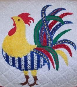 OregonPatchWorks.com - Sets - Rooster