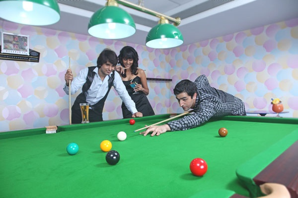Snooker Table-- Panoramic Universal Limited   United21, Thane