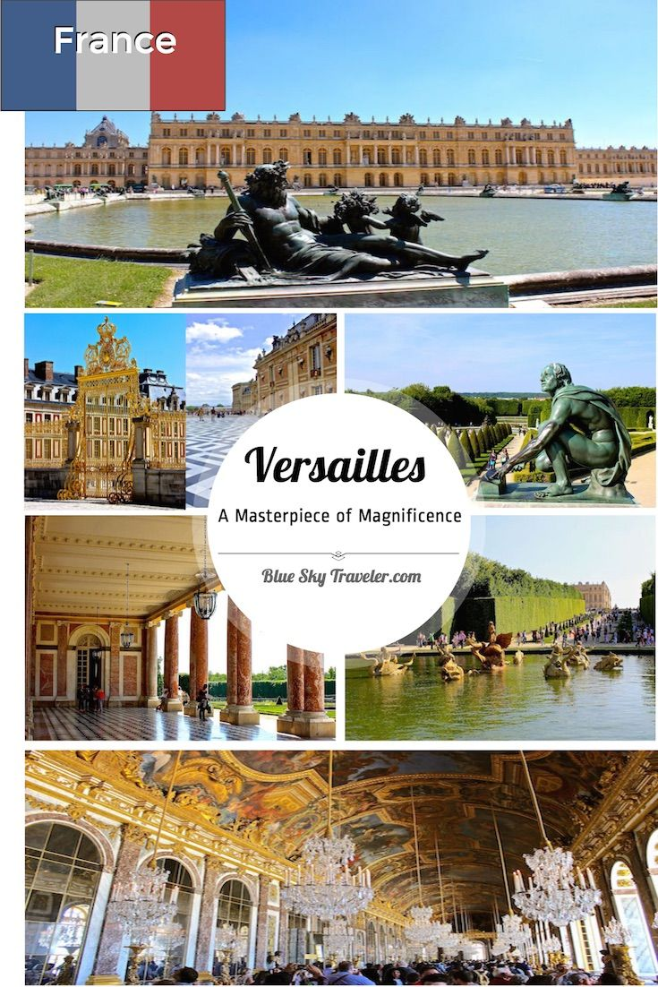 "Versailles – Voltaire described it best – ""a masterpiece of bad taste and magnificence"". Created by the Sun King, Versailles is one of France's most visited attractions and inspirations for many re-creations across the world."
