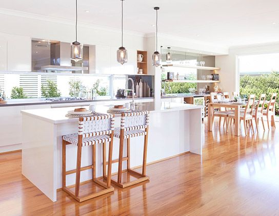 17 best images about home theme on pinterest open plan for Mcdonald jones kitchen designs