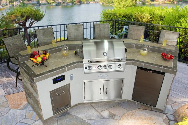 13 best images about Outdoor BBQ Kitchen Islands on ...