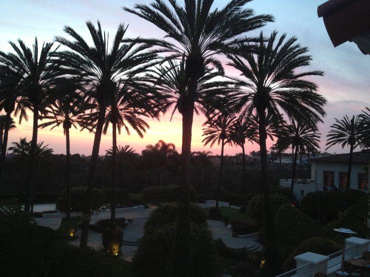Review and photos of the Park Hyatt Aviara Resort and Spa in Carlsbad, California.