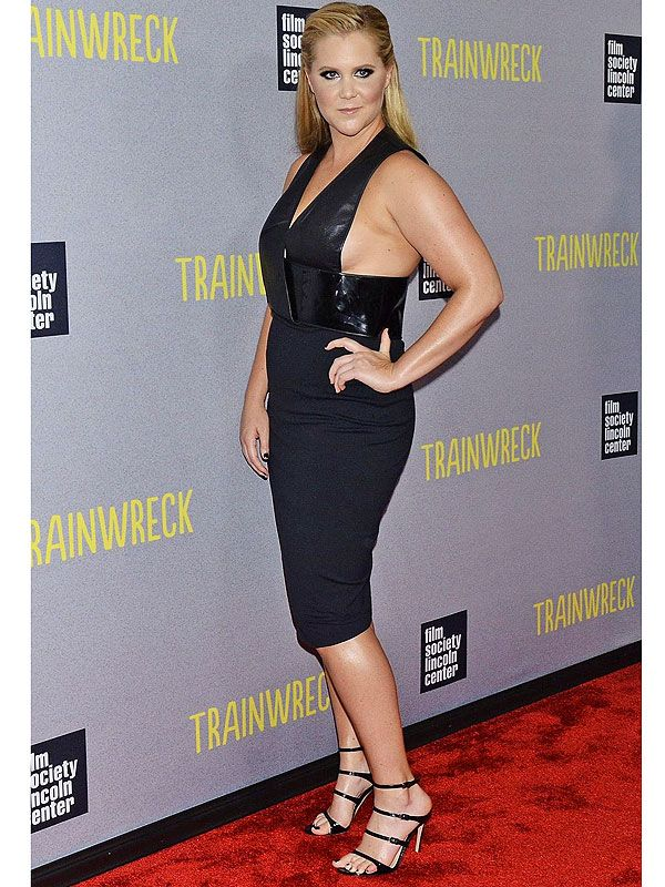Amy Schumer's Super-Stylish Week: All the Scoop From Her Glam Squad