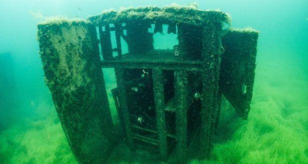 Penjara Di Bawah Laut Yang Mengerikan