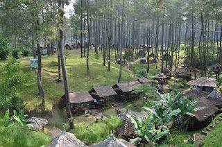 Outbound Seru di Cikole Lembang Bandung