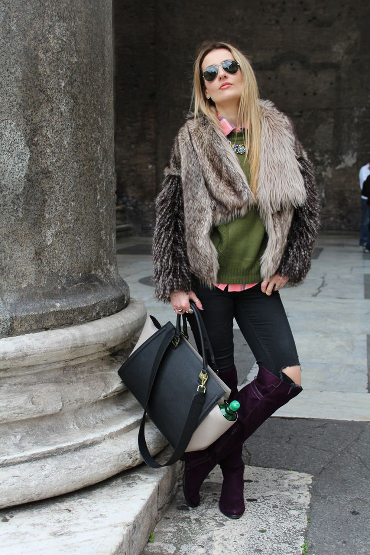 Trench Collection by Sonia Verardo: Roadtrip to Rome: Pantheon!