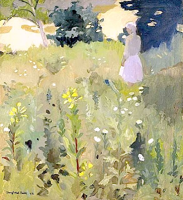 Fairfield Porter, Primroses