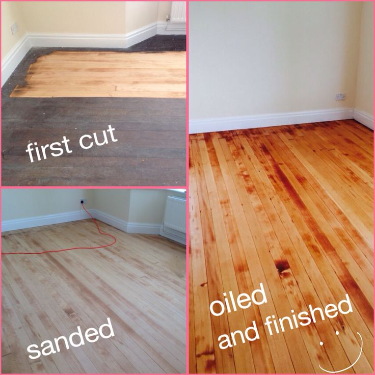 Very old pitch pine board, covered in a very old stain. Sanded and finished in Pallmann's Maic Oil 2K.