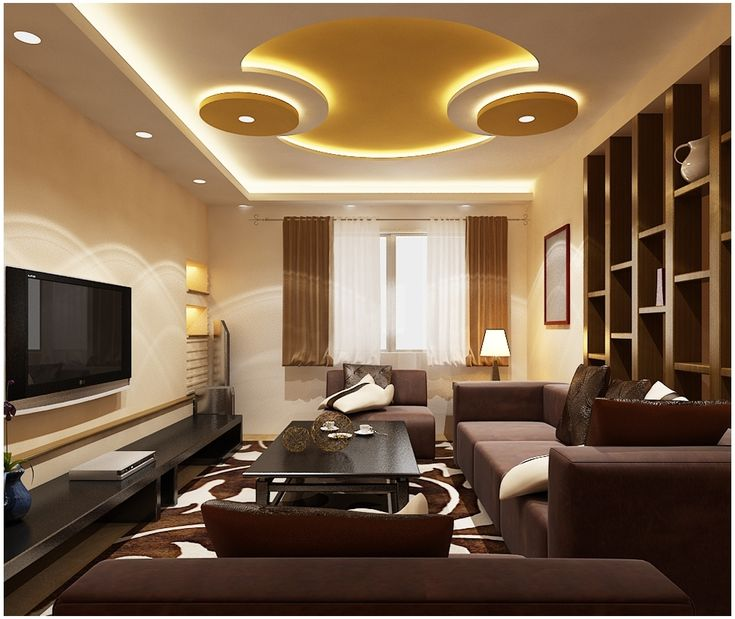 Lovely False Ceiling Design In Living Room Part - 9: Excellent Photo Of Ceiling Pop Design For Living Room 30 Modern Pop False  Ceiling Designs Wall