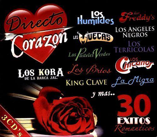 Directo Al Corazon [Discos America] [CD]