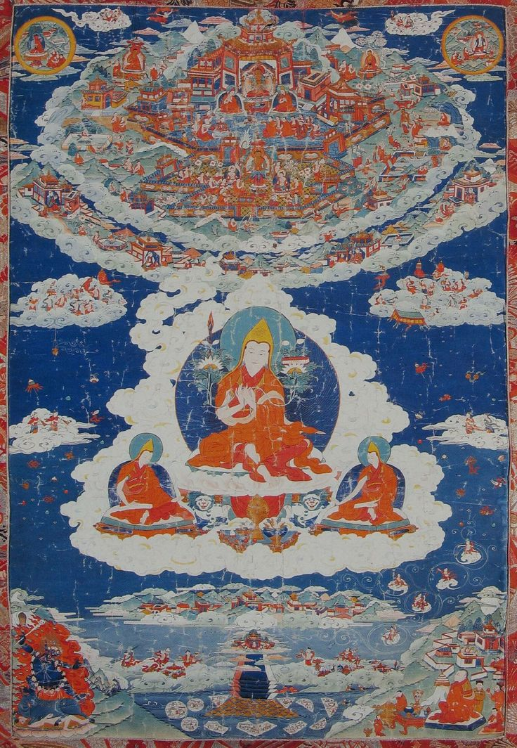 #Buddhism · #Self #Reality and #Reason in #Tibetan #Philosophy - Tsongkhapa's Quest for the Middle Way — by Thupten Jinpa