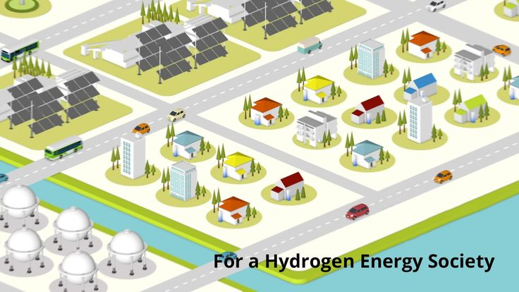 For a Hydrogen Energy Society - YouTube