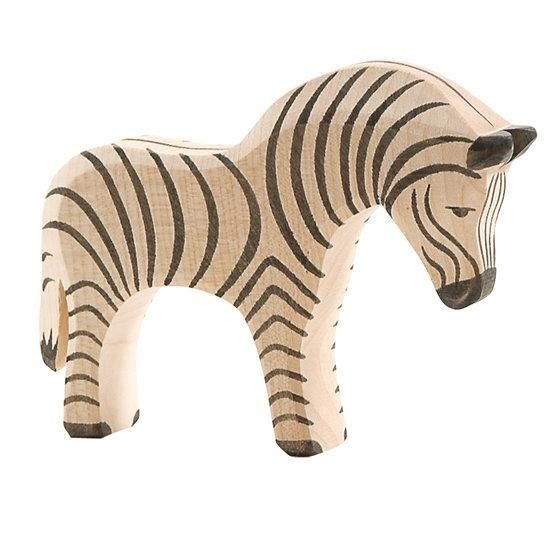 Ostheimer Zebra Adult – The Creative Toy Shop