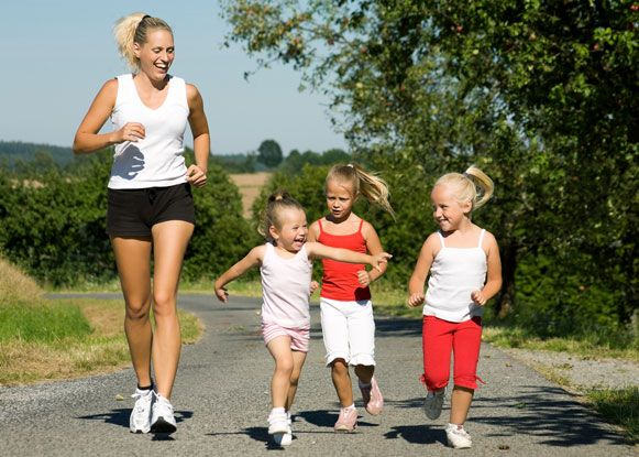 Things to Consider Before Starting a Running Program with Kids