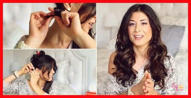 Cara Menata Rambut Bergelombang Yang Mudah dan Sederhana - http://arenawanita.com/?p=5646