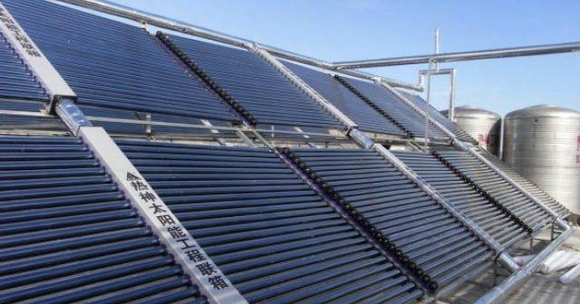 http://ift.tt/2jRwyfg http://ift.tt/2ksE1V1  El Ministerio de Ambiente y Espacio Público de la Ciudad a través de la Agencia de Protección Ambiental se encuentra instalando sistemas de calentamiento de agua con tecnología solar en organizaciones dedicadas a la contención social a niños adolescentes y adultos.  Esta iniciativa se realiza en el marco del Proyecto de Colectores Solares Térmicos para Instituciones Asociadas a la Vulnerabilidad Social.  Estos equipos producen 300 litros de agua…
