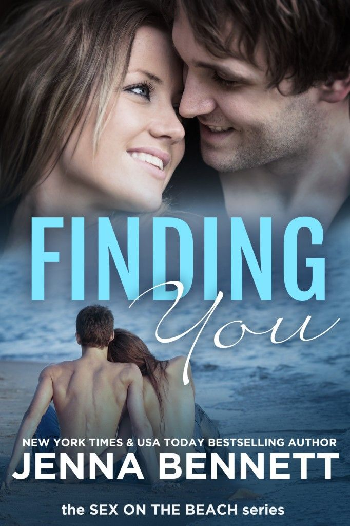 Finding You: Sex on the Beach by Jenna Bennett