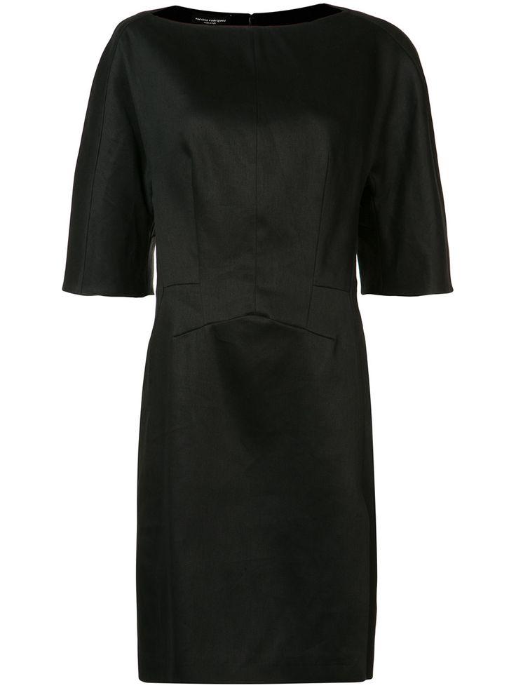 Narciso Rodriguez Платье с Рукавами Три Четверти - Farfetch