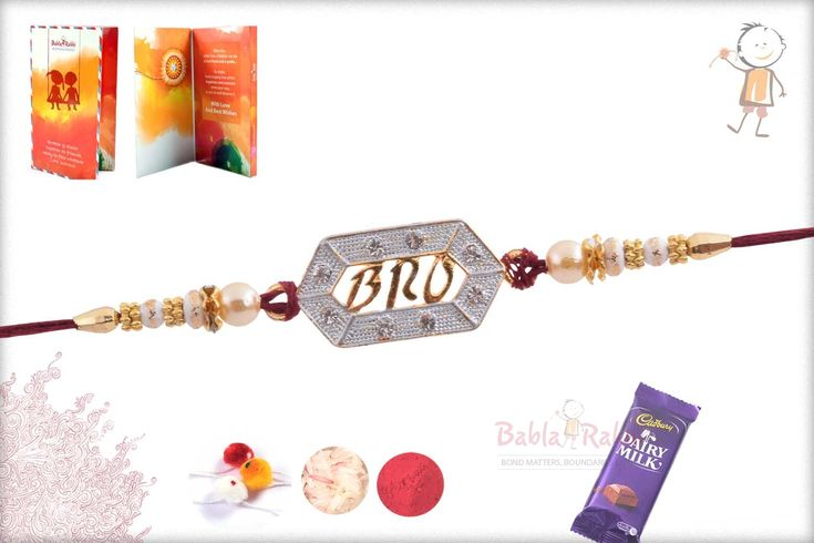 21e02496b29efd0dcf4f8cdab8466ce4 - Exclusive Bro Rakhi with Pearls 💐10% off Use Coupon Code ➡️babla10💐 ...