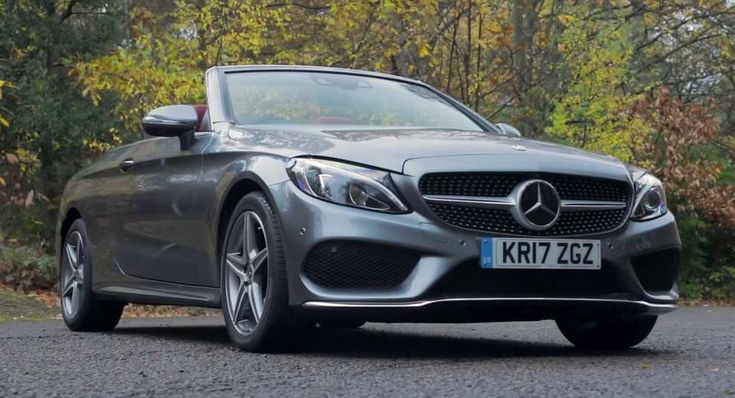 Entry-Level Diesel Doesn't Spoil Appeal Of Mercedes C-Class Cabrio