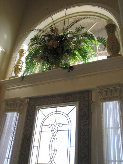 Foyer Window Design : Ideas about foyer decorating on pinterest