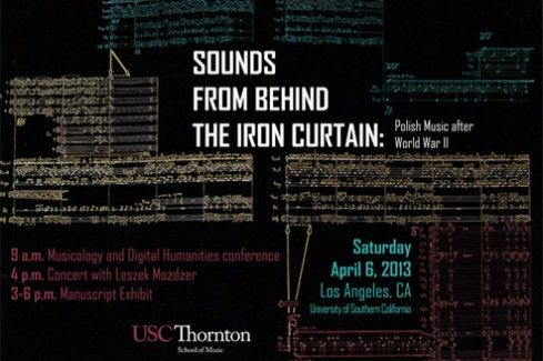 Sounds from Behind the Iron Curtain – Conference and Concert by Leszek Możdżer | Link to Poland