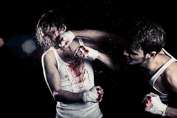 fight club by Christoph Ruhland, via 500px