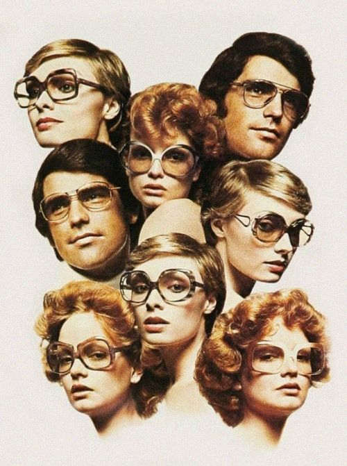 eyeglasses retro - For more info on glasses check out www.visionsourcespecialists.com #glasses
