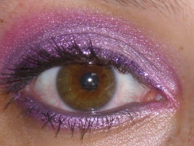 oogmake up paars en roze - Google zoeken
