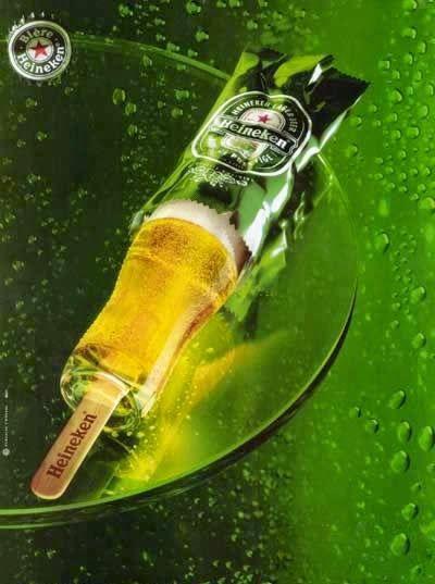 Publicidad Creativa VIII - Heineken