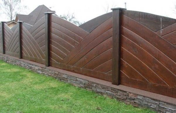 24 best Fences images on Pinterest | Fence ideas, Wood ...