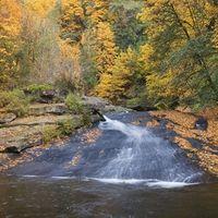 Natural Water Slide Oregon